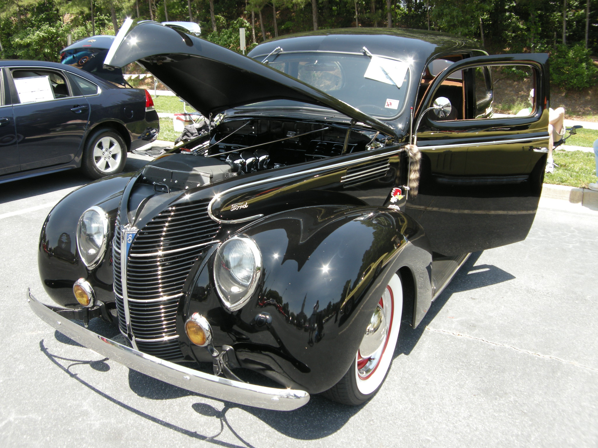 53 Cool Concept Cars… Part III, Tube Frame '40 Ford Coupe