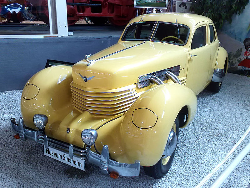 76 Groovy cars on eBay…  Part 16, Cord