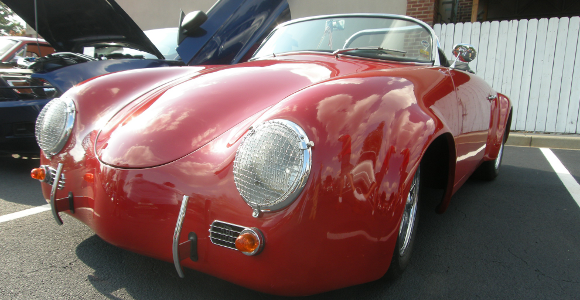 Mike's '56 Porsche 356 Speedster