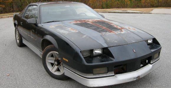 CoolCaroftheDay's First Official Project Vehicle…