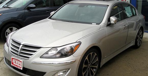76 Groovy Cars on eBay… Part 31, Hyundai Genesis R-Spec 5.0