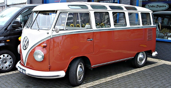 53 Cool Concepts…  Part XLVIII…  Badass Microbus