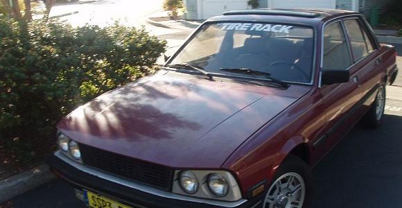 76 Groovy Cars on eBay… Part 57, Peugot 505 STi