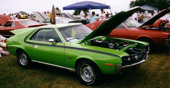 101 Cars, Part 57…  AMX