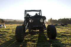 1942 Flatfender Jeep Rock Buggy
