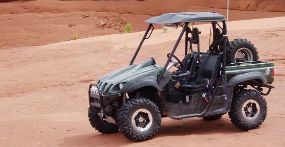 101 Cars, Part 79… Rhino Chasing