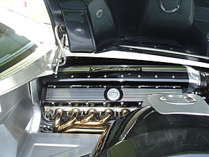Cadillac V16 engine