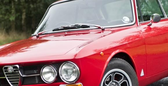 Alfa GTV feature
