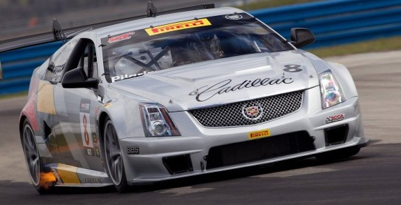 CTS-v racer feature