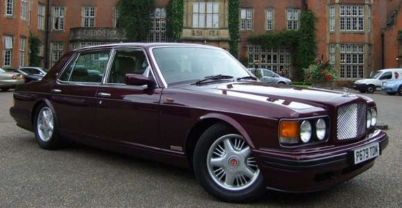 101 Cars, Part 92… The Late Blower Bentley
