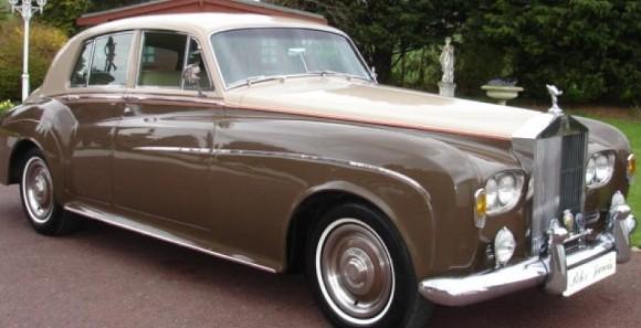 Rolls Royce Silver Cloud 3 feature